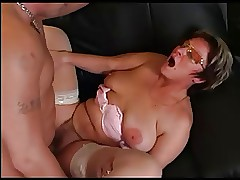 Glasses mom porn clips